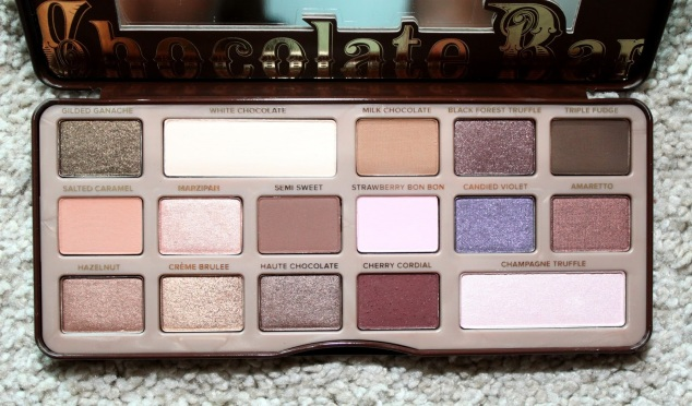 Too Faced Chocolate Bar 5